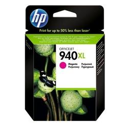 HP - Hp 940XL-C4908A Kırmızı Orjinal Spot Kartuş