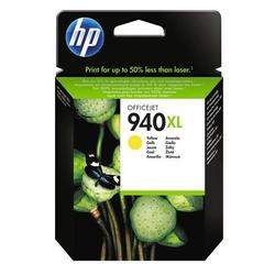 HP - Hp 940XL-C4909A Sarı Orjinal Spot Kartuş