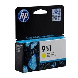 HP - Hp 951-CN052AE Sarı Orjinal Kartuş