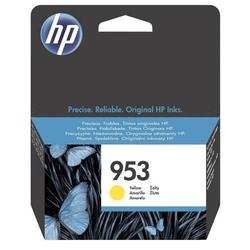 HP - Hp 953-F6U14AE Sarı Orjinal Kartuş