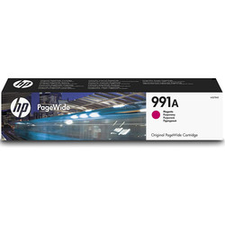 HP - Hp 991A-M0J78AE Kırmızı Orjinal Kartuş