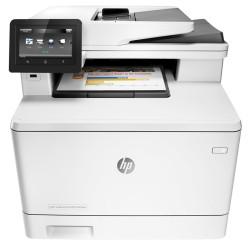 HP - Hp CF378A Color LaserJet Pro MFP M477FDN Tarayıcı Fotokopi Faks Çok Fonksiyonlu Lazer Yazıcı