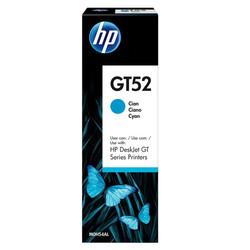 HP - Hp GT52-M0H54AE Mavi Orjinal Mürekkep