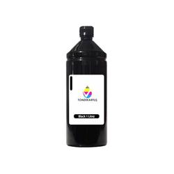 HP - Hp Uyumlu Siyah Muadil Mürekkep - 1 Litre
