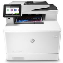 HP - Hp W1A78A Color LaserJet Pro M479fnw Çok Fonksiyonlu Lazer Yazıcı