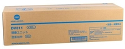 KONICA-MINOLTA - Konica Minolta DV-311 Mavi Orjinal Developer Ünitesi