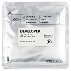 KONICA-MINOLTA - Konica Minolta DV-311 Siyah Muadil Developer