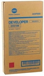 KONICA-MINOLTA - Konica Minolta DV-610 Kırmızı Orjinal Developer