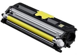 KONICA-MINOLTA - Konica Minolta MagiColor 1600W Sarı Muadil Toner