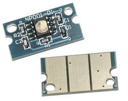 KONICA-MINOLTA - Konica Minolta MagiColor 4650 Sarı Toner Chip