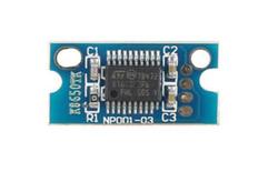 KONICA-MINOLTA - Konica Minolta Magicolor 8650 Siyah Toner Chip