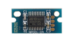 KONICA-MINOLTA - Konica Minolta TNP-22 Siyah Fotokopi Toner Chip