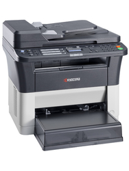 Kyocera - Kyocera FS-1125MFP Tarayıcı Fotokopi Fax Dublex Network Çok Fonksiyonlu Laser Yazıcı