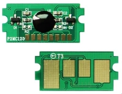 KYOCERA - Kyocera TK-5140 Mavi Toner Chip