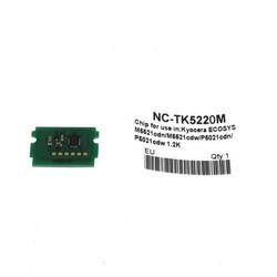 KYOCERA - Kyocera TK-5220 Kırmızı Toner Chip