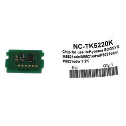 KYOCERA - Kyocera TK-5220 Siyah Toner Chip