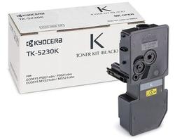 KYOCERA - Kyocera TK-5230 Siyah Orjinal Toner