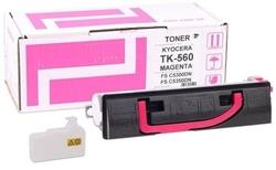 KYOCERA - Kyocera TK-560 Kırmızı Muadil Toner