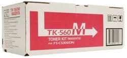 KYOCERA - Kyocera TK-560 Kırmızı Orjinal Toner