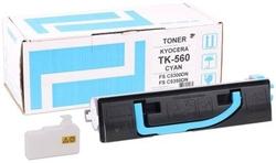 KYOCERA - Kyocera TK-560 Mavi Muadil Toner