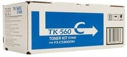 KYOCERA - Kyocera TK-560 Mavi Orjinal Toner