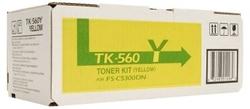 KYOCERA - Kyocera TK-560 Sarı Orjinal Toner