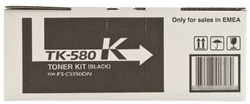 KYOCERA - Kyocera TK-580 Siyah Orjinal Toner