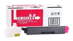 KYOCERA - Kyocera TK-590 Kırmızı Muadil Toner