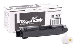 KYOCERA - Kyocera TK-590 Siyah Orjinal Toner