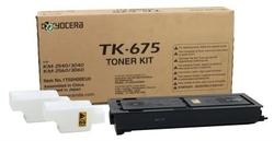 KYOCERA - Kyocera TK-675 Orjinal Fotokopi Toneri