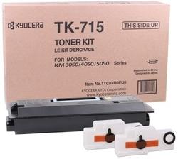 KYOCERA - Kyocera TK-715 Orjinal Fotokopi Toner