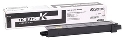 KYOCERA - Kyocera TK-8315 Siyah Orjinal Fotokopi Toneri
