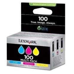 LEXMARK - Lexmark 100-14N0849 Renkli Orjinal Kartuş Avantaj Paketi