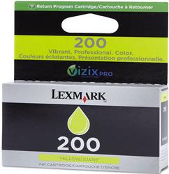 LEXMARK - Lexmark 220-14L0088A Sarı Orjinal Kartuş