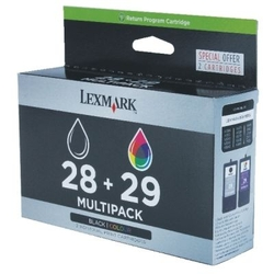 LEXMARK - Lexmark 28-29-18C1520E Orjinal Kartuş Avantaj Paketi