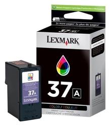 LEXMARK - Lexmark 37A-18C2160E Renkli Orjinal Kartuş
