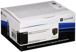 LEXMARK - Lexmark CX725-84C5HY0 Sarı Orjinal Toner Yüksek Kapasiteli