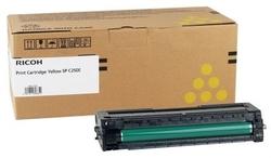 Nrg - NRG SP-C250 Sarı Orjinal Toner