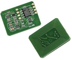 Oki - Oki C710-44318621 Sarı Toner Chip