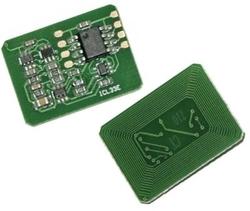 OKI - Oki C710-44318623 Mavi Toner Chip