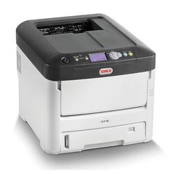 Oki - Oki C712DN 46551102 Renkli Laser Yazıcı