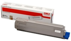 OKI - Oki C801-44643006 Kırmızı Orjinal Toner