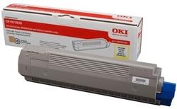 OKI - Oki C810-44059117 Sarı Orjinal Toner