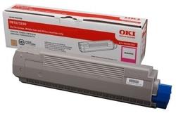 OKI - Oki C810-44059118 Kırmızı Orjinal Toner