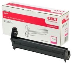 OKI - Oki C8600-43449014 Orjinal Kırmızı Drum Ünitesi