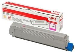 OKI - Oki C8600-43487722 Kırmızı Orjinal Toner