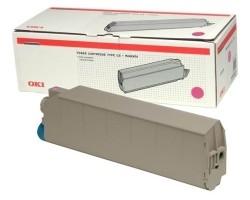 OKI - Oki C9300-41963676 Kırmızı Orjinal Toner