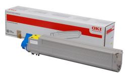 OKI - Oki C931-45536505 Sarı Orjinal Toner Yüksek Kapasiteli