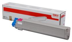OKI - Oki C931-45536506 Kırmızı Orjinal Toner Yüksek Kapasiteli