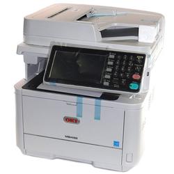 Oki - Oki MB492DN 45762112 Çok Fonksiyonlu Mono Laser Yazıcı